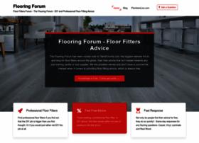 flooringadviceforum.com
