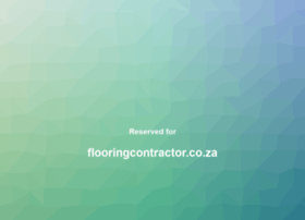 flooringcontractor.co.za