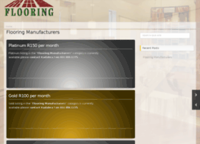 flooringmanufacturers.co.za