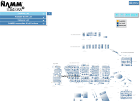floorplan.namm.org