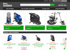 floorscrubbers.com