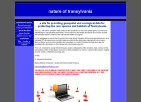 floraofromania.transsilvanica.net