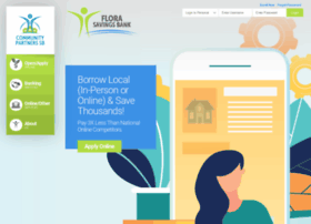 florasavingsbank.com