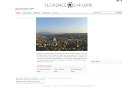 florence-guide.com