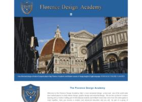 florencedesignacademy.com