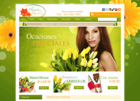 floreriasanborjarosaliz.com