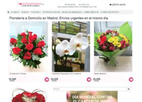 floresparamadrid.com