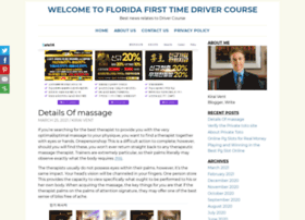 florida-firsttimedriverscourse.com