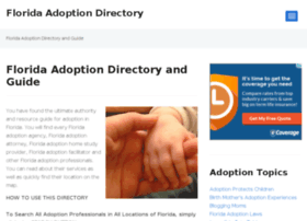 floridaadoptiondirectory.com