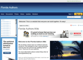 floridaauthors.wikifoundry.com