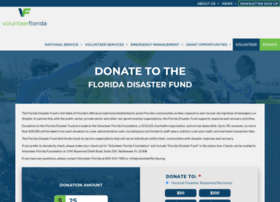 floridadisasterfund.org