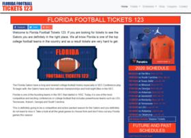 floridafootballtickets123.com