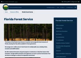 floridaforestservice.com