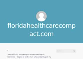 floridahealthcarecompact.com