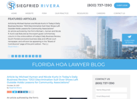 floridahoalawyerblog.com Florida HOA Lawyer Blog :: Published by FL