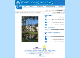 floridahousingsearch.org