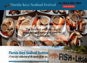 floridakeysseafoodfestival.com
