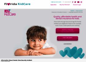 floridakidcare.org
