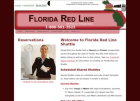 floridaredlineshuttle.com