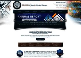 floridasphysicaltherapy.gov