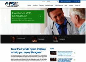 floridaspineinstitute.com