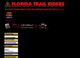 Floridatrailriders.org
