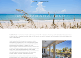 floridavacationbeachrentals.net