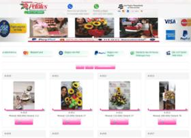 floristeriapetalosmedellin.com