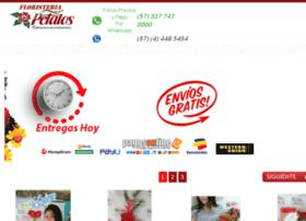 floristeriaspetalos.com
