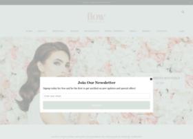 flowblowdrybar.com