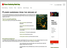 flower-gardening-made-easy.com