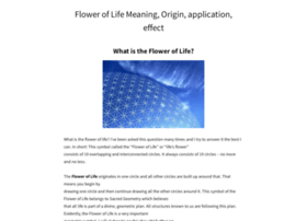 flower-of-life.net