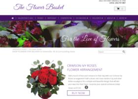 flowerbasketgreenville.com