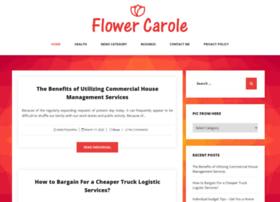 flowercarole.com