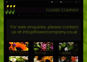 flowercompany.co.uk