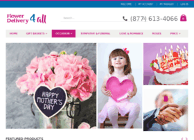 flowerdelivery4all.com