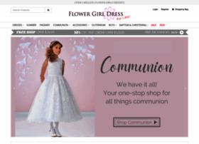 flowergirldressforless.com