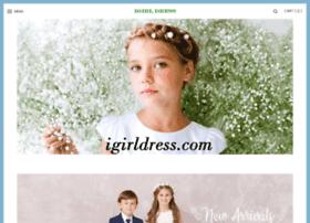 flowergirldressshop.com