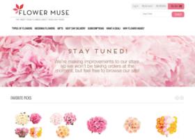 flowermuse.com