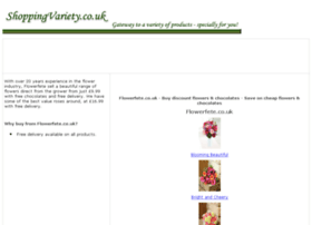 flowers-chocolates.shoppingvariety.co.uk