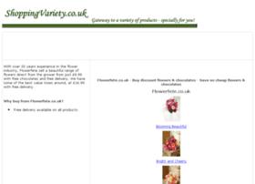 flowers-chocolates.shoppingvariety.co.uk