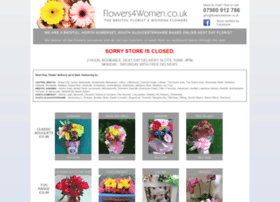 flowers4women.co.uk