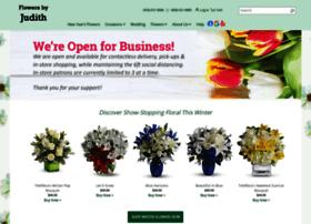 flowersbyjudith.com