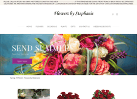 flowersbystephanie.net