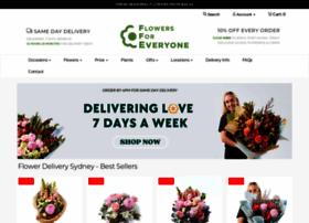 flowersforeveryone.com.au