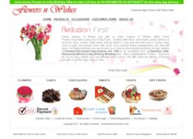 flowersnwishes.com