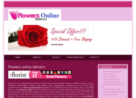 flowersonlinedelivery.co.uk