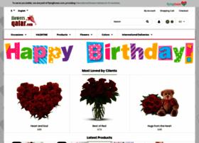 flowersqatar.com