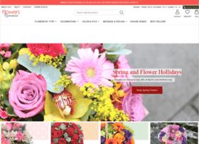 flowersromania.net
