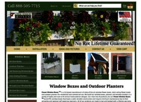 flowerwindowboxes.com